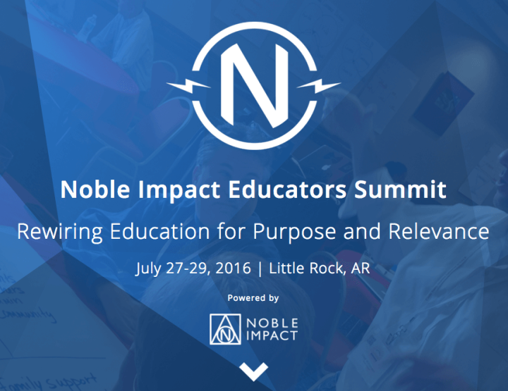 AY & AMP Takes Part in #NobleSummit