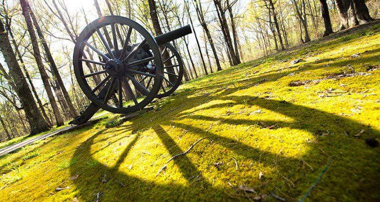 Arkansas Post National Memorial interprets over 300 years of history