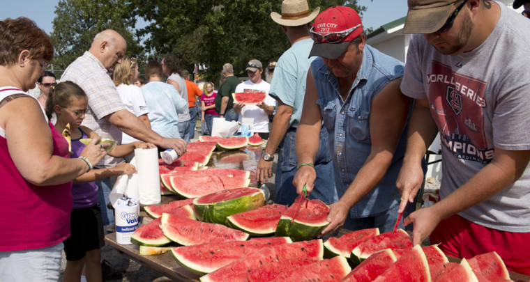 Cave City Watermelon Festival starts August 11