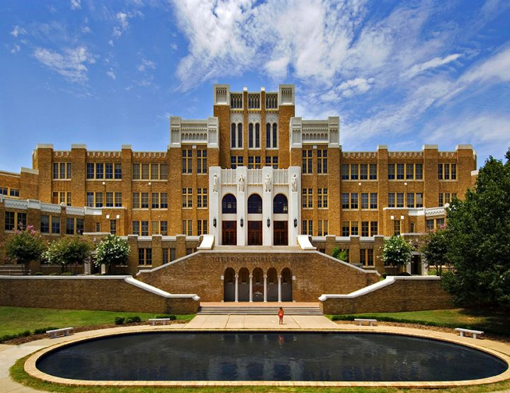 Little Rock Central High School National Historic Site celebrates National Park Service Centennial