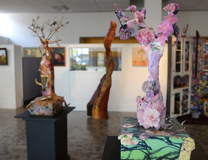 """Take Refuge in """"Curiosity Revealed,"""" opens Friday at Thea"""