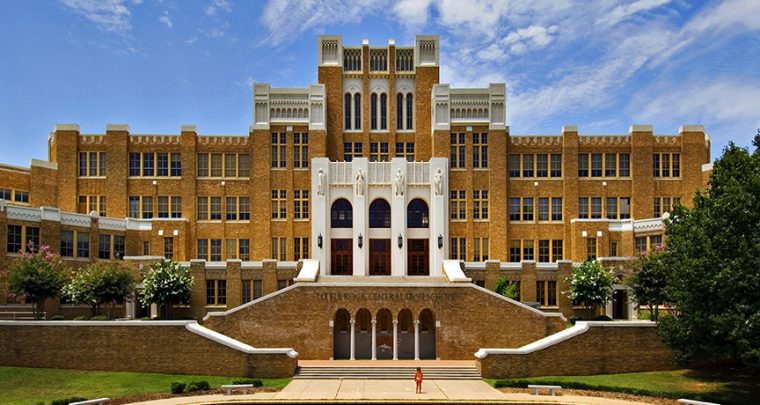 Little Rock Central High School National Historic Site proposed for world heritage status