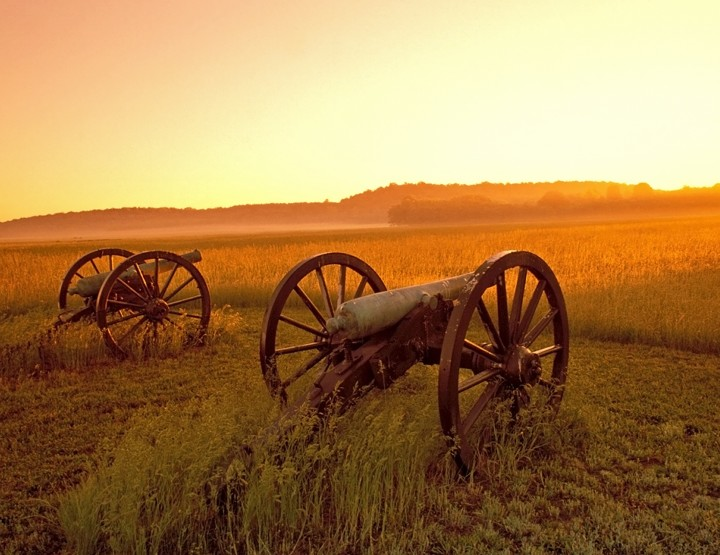 Pea Ridge National Military Park offers recreation as well as preservation of battlefield
