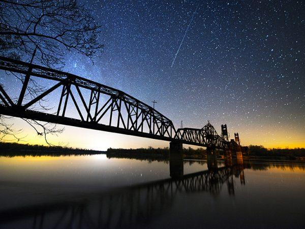The Yancopin Bridge near Watson
