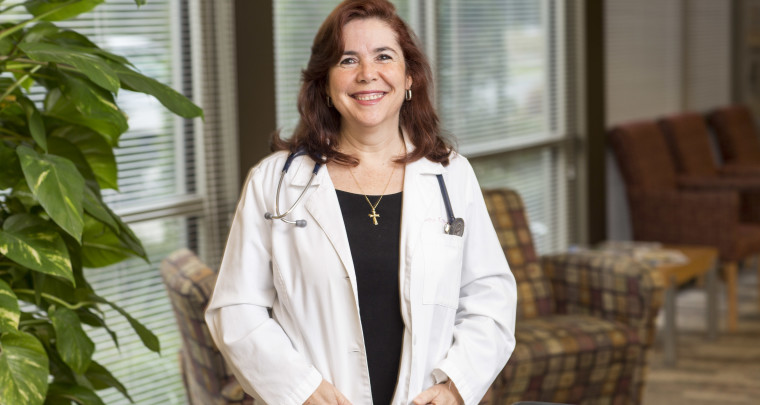 Persistence and Positivity Fulfill Dream for CHI St. Vincent Physician