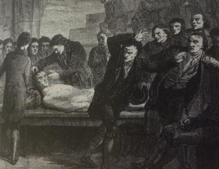 Frankenstein-A Macabre Reality