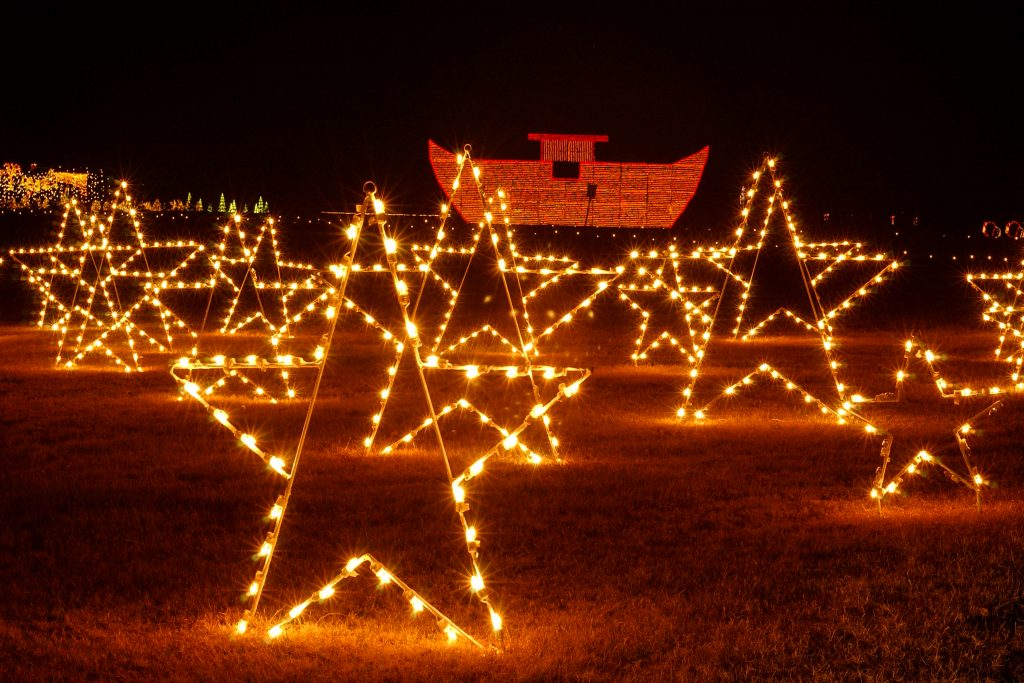 Lights of the Delta in Blytheville.