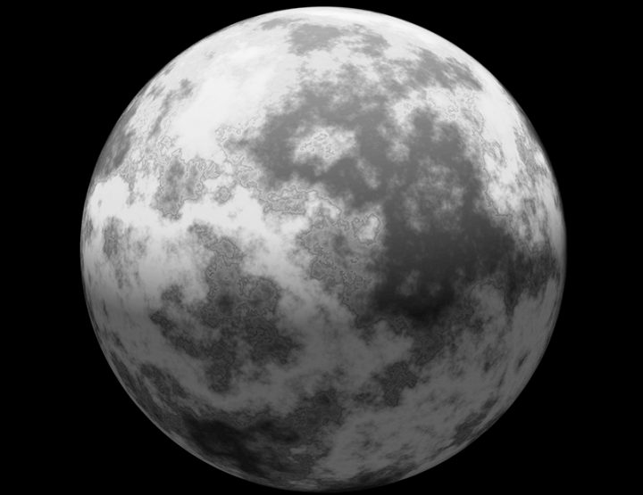 First Full Moon Of The New Lunar Year