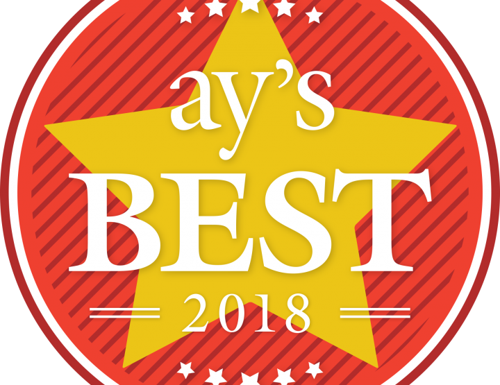 Last Chance to Cast Your Vote for AY's Best