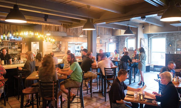 Grotto Wood-Fired Grill & Wine Cave - 2017 Food Hall of Fame People's Choice