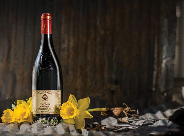 Savoring Springtime with Wines