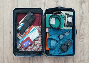 A Health-Geared Travel Checklist