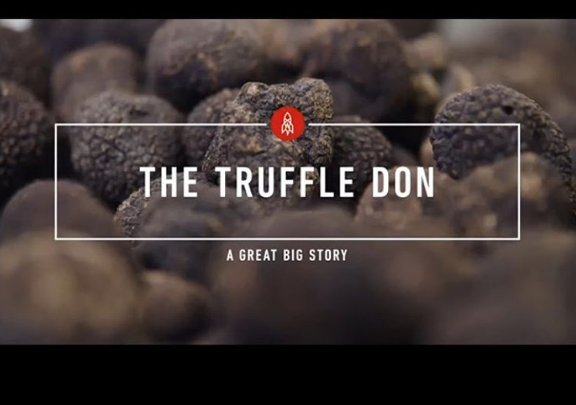 Truffle Kingpin of NYC to be at Arkansas Literary Festival