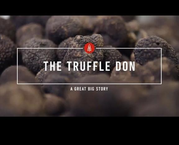 Truffle Kingpin of NYC to be at Arkansas Literary Festival