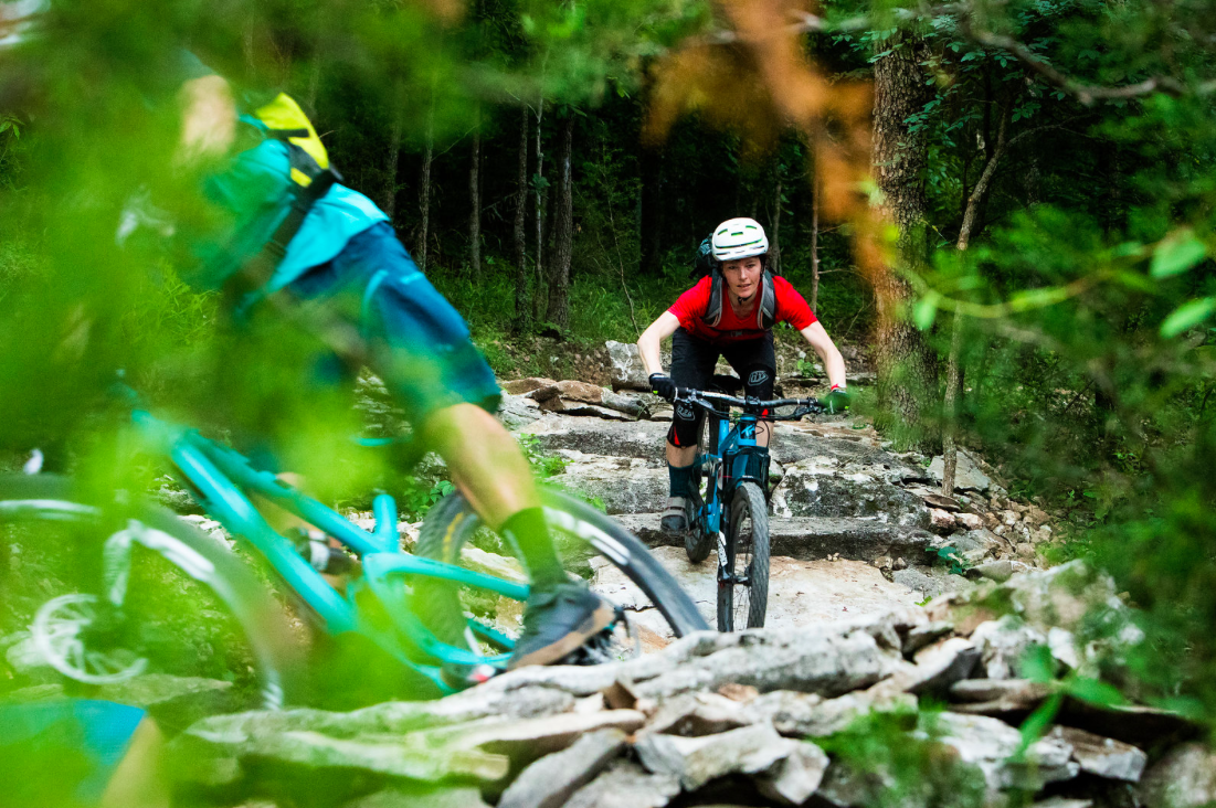 Rider: Rosara Joseph. Photo: Carl Zoch.