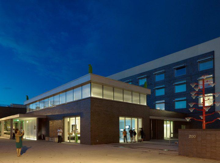 21 c Museum Hotel Bentonville