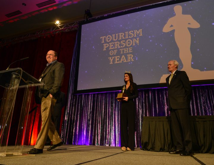 2017 Henry Awards presented at Arkansas Governor's Conference on Tourism