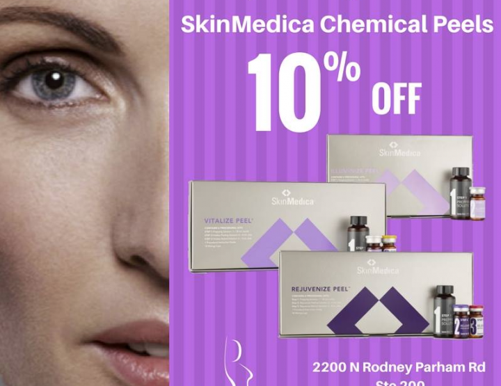 April Skincare Specials, Dr. Michael Spann