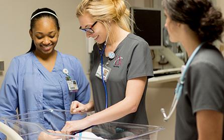CHI St. Vincent, UALR Partner to Address Nursing Shortage