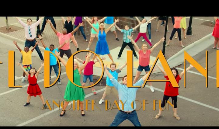 El Dorado Unleashes La La Land Inspired Video