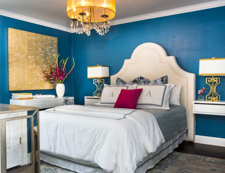 Cool, Calm and Comfortable Blue