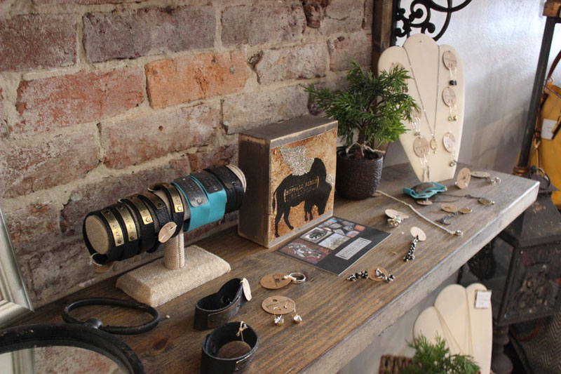 Remedy Road carries socially conscious clothing, jewelry and accessories, as well as items for your home.