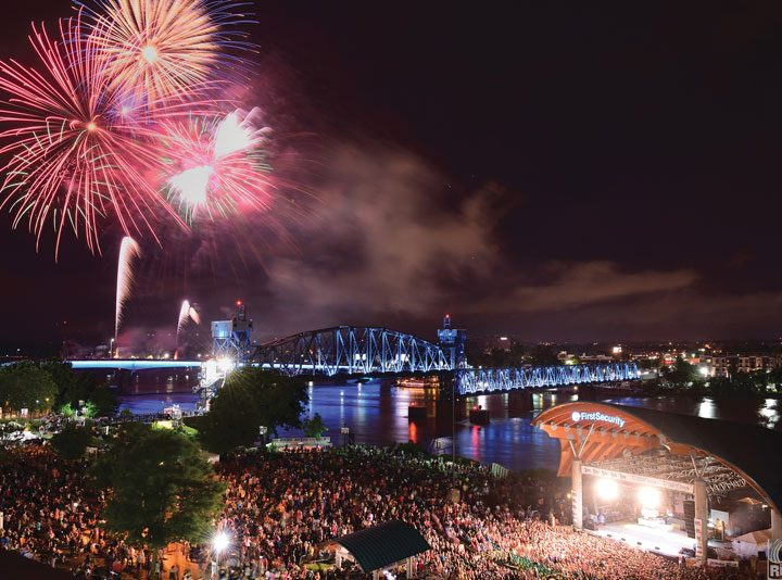 Riverfest Suspended After 40 Years