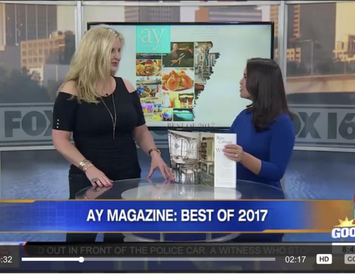 AY Magazine meets Fox News