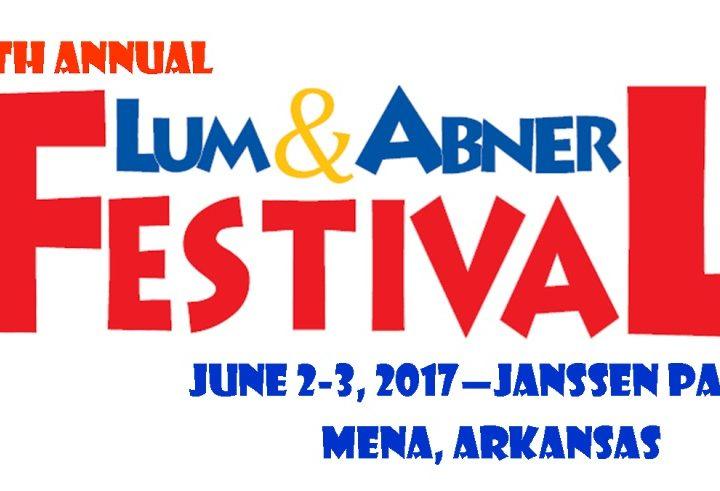 On the radar: 40th annual Lum & Abner Festival