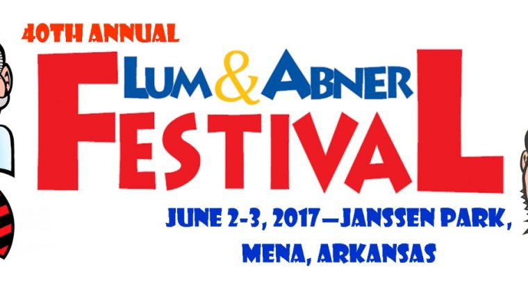 On the radar: 40th annual Lum & Abner Festival
