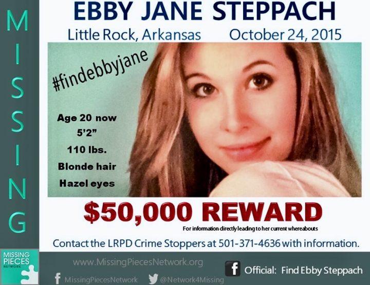 Nancy Grace Explores Ebby Steppach's Story