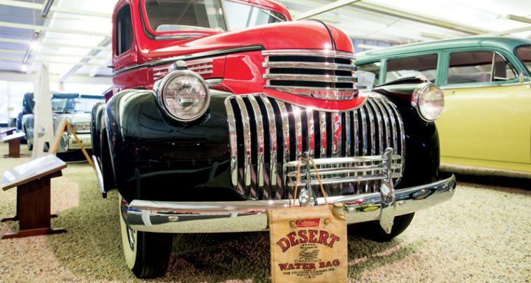 A Car  Lover's Dream: The Annual Petit Jean  Car Show and Swap