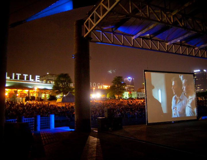 Movies in the Park Brings the Silver Screen Outside