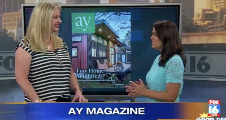 Fox News Features AY's June Issue
