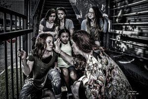 Orphans in Annie