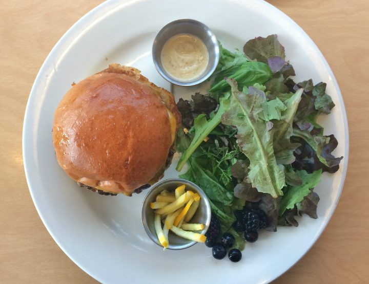 Lunching in Little Rock: The Root Cafe