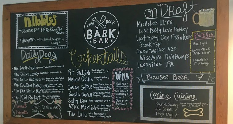 Bark Bar Set to Open in August