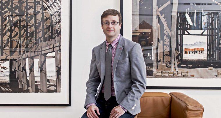 Intriguing Men: Aaron Bleidt