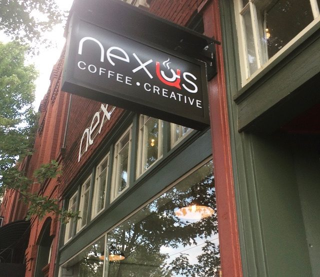 Nexus Coffee Aims to Fuel Local Art Scene