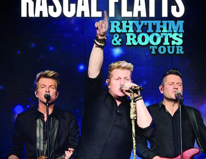 Rascal Flatts Rocks the AMP
