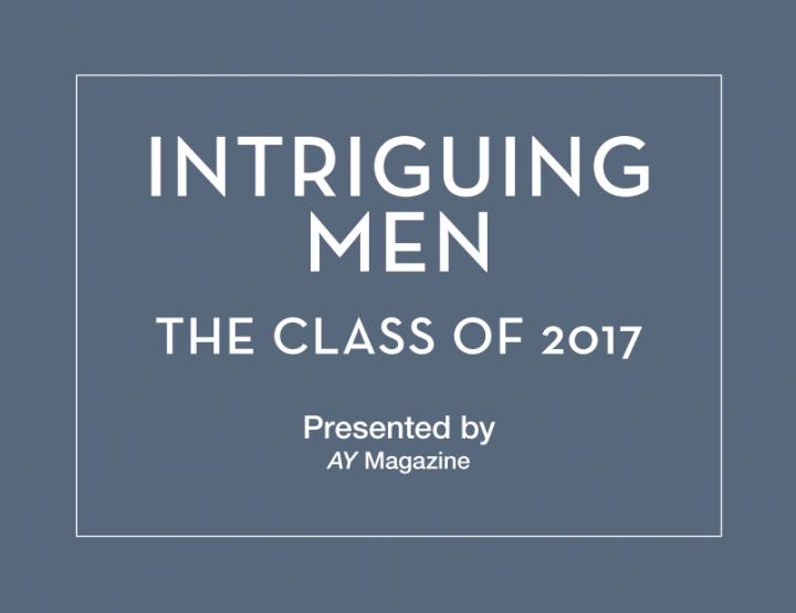 Intriguing Men: The Class of 2017