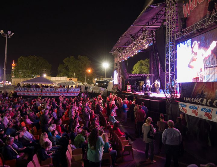 Arkansas State Fair Announces Concert Lineup