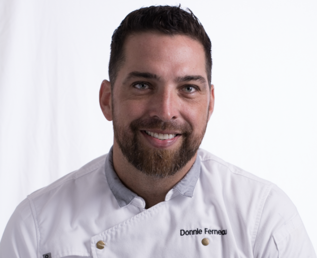 Little Rock Chef Donnie Ferneau to Compete on Food Network Show