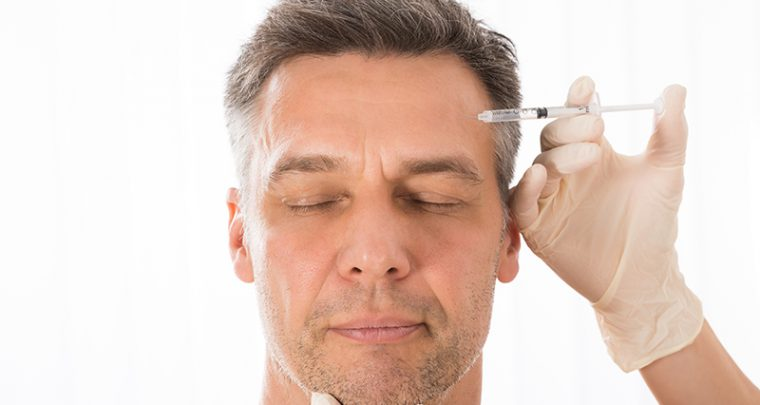 Cosmetic Surgery for Men on the Rise