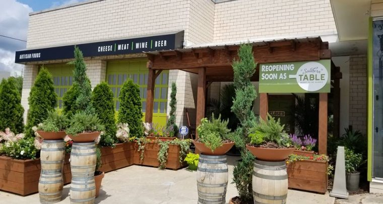 Southern Table to Open in July