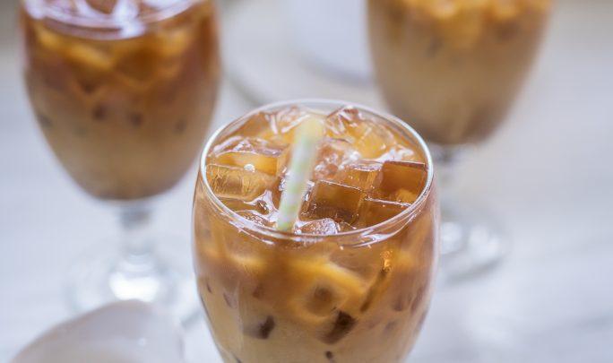 Recipe: P. Allen Smith's Honey Vanilla Iced Coffee