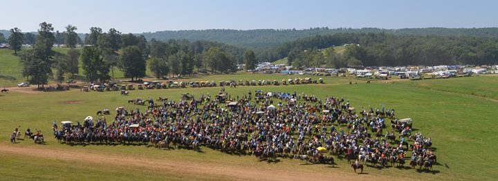 National Chuckwagon Races Set for Labor Day Weekend