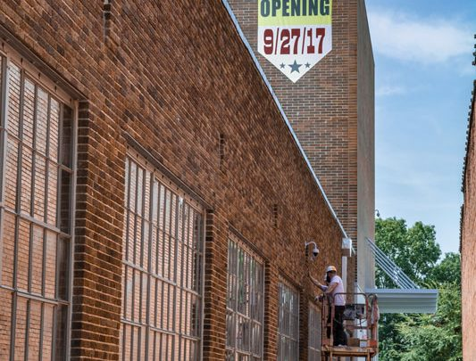 Murphy Arts District: Arkansas' Next  Big Thing