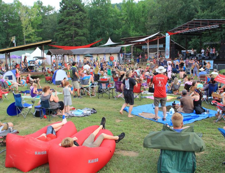 Homegrown On The River Music Festival