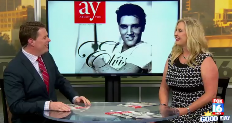 Fox News Features AY's August Issue